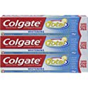3-Count Colgate Total Whitening Toothpaste 7.8 ounce