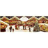 Lindt & Sprüngli Weihnachtsmarkt Adventskalender, 1er Pack (1 x 250 g)