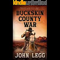 Buckskin County War (Colorado Territory Book 1)