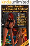 Jinkie Jenkins On Sexquest Station!: Introducing hotmeat the sylph (Adventures of Jinkie Jenkins Book 2)