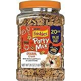 Purina Friskies Party Mix Original Crunch Cat Treats