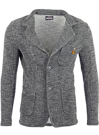 1de29750019e Reslad Herren-Sakko Sportlich Jakett Anzug Jacke Slim Fit Freizeit Blazer- Herren RS-