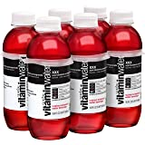 vitaminwater XXX bottles, 16.9 fl oz (Pack of 6)