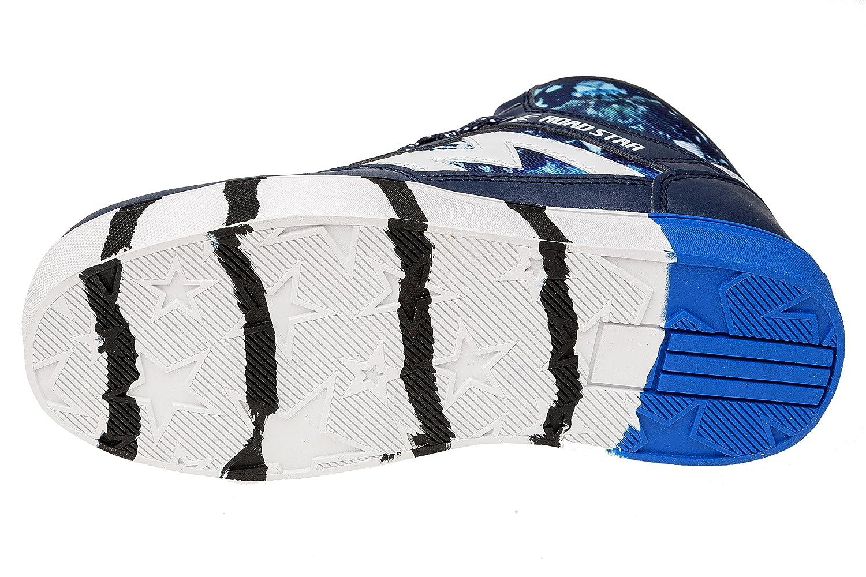 gibra Herren Sneaker Sportschuhe, Art. 4037, Knöchelhoch