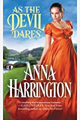As the Devil Dares (Capturing the Carlisles Book 3) Kindle Edition