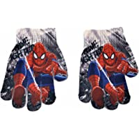 Spider Man M94507 MC - Guanti Spiderman, Multicolore