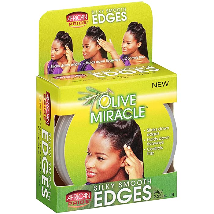 The Best Olive Miracle Edges