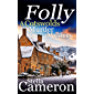 FOLLY a gripping Cotswolds murder mystery full of twists (Alex Duggins Book 1) (English Edition)