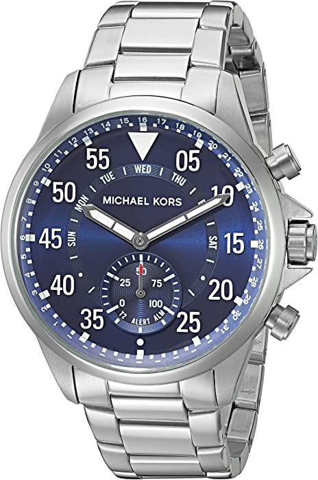 02349753a07 Michael Kors Access Hybrid Stainless Steel Gage Smartwatch MKT4000