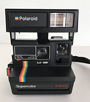 manual polaroid supercolor 635cl