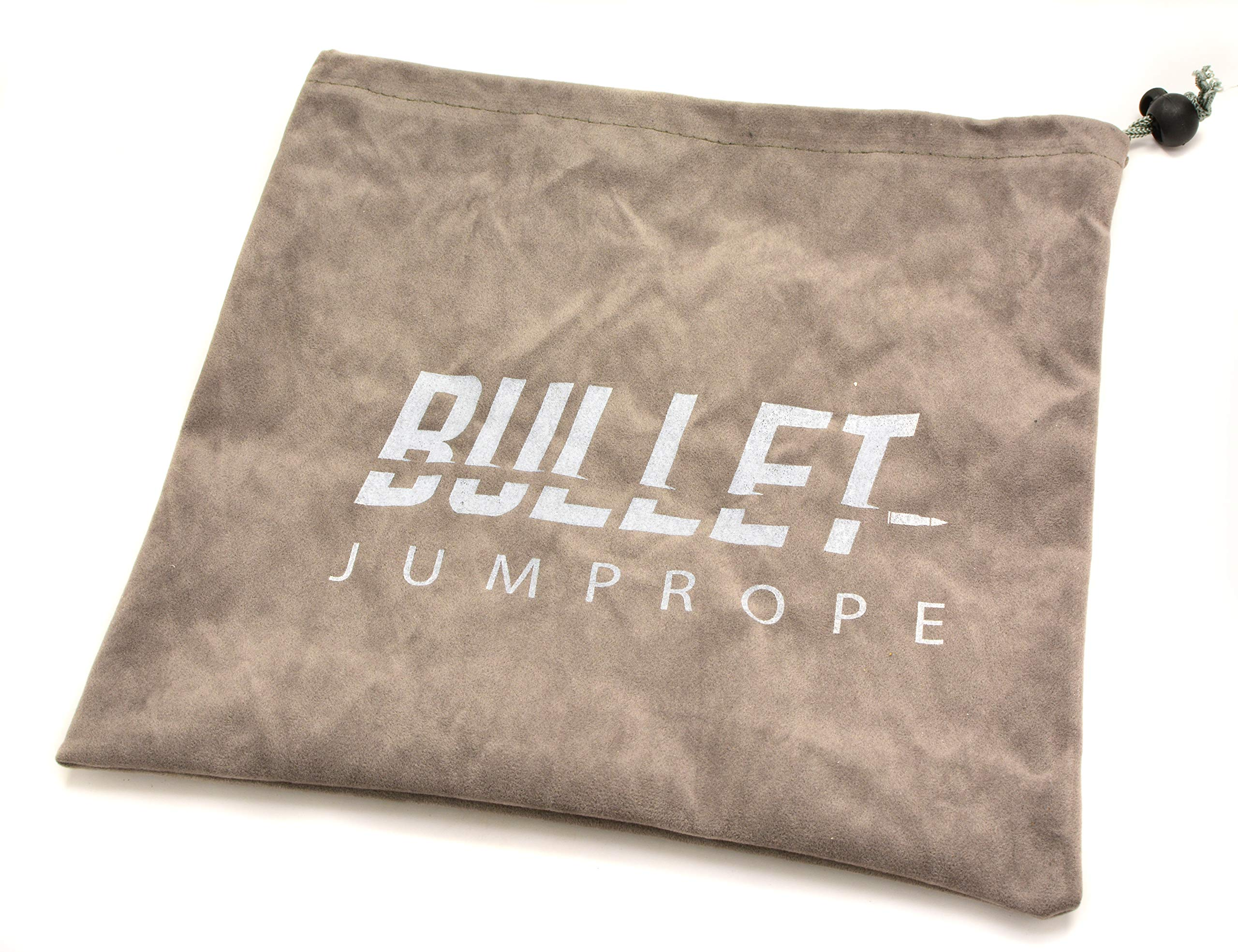 EliteSRS Bullet COMP Jump Rope - Advanced Double Under Speed Rope - Go Faster & Jump More Efficiently by EliteSRS (Image #1)