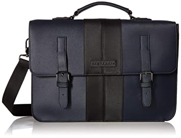 5e730f2437d Amazon.com: Ted Baker Men's ICED, Navy, One Size: Clothing