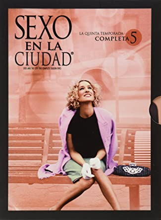 Amazon.com: Sex and the City Temporada 5 Español Latino ...