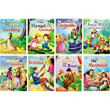 Inikao Fairy Tales Premium Collections (Vol-1 Set of 8)