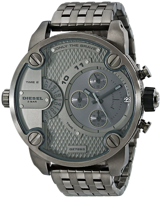 101d3598ce36 Diesel DZ7263 Mens Only The Brave Wrist Watches  Diesel  Amazon.ca  Watches