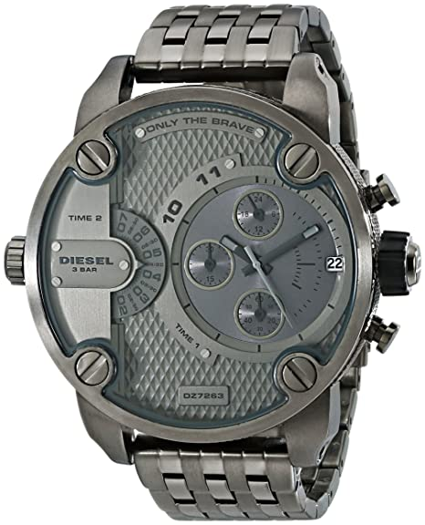 39ff08580fb Diesel DZ7263 Mens Only The Brave Wrist Watches  Diesel  Amazon.ca  Watches
