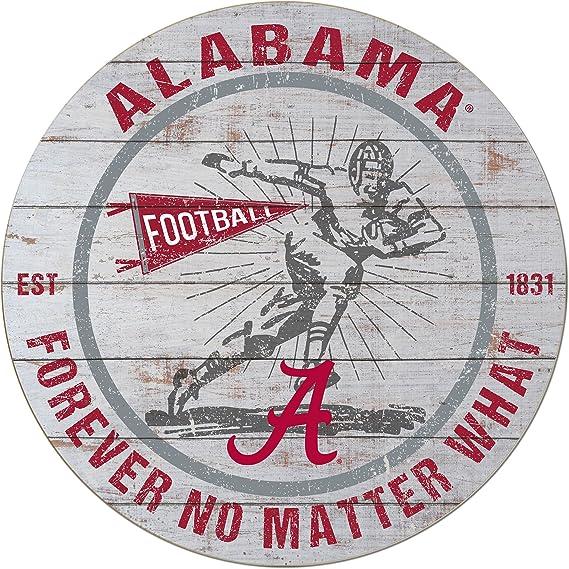KH Sports Fan 7x18 First You Become Alabama Crimson Tide