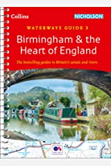 Birmingham and the Heart of England: Waterways Guide 3 (Collins Nicholson Waterways Guides) Kindle Edition