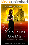 Vampire Game Complete Series: A Reverse Harem Paranormal Romance