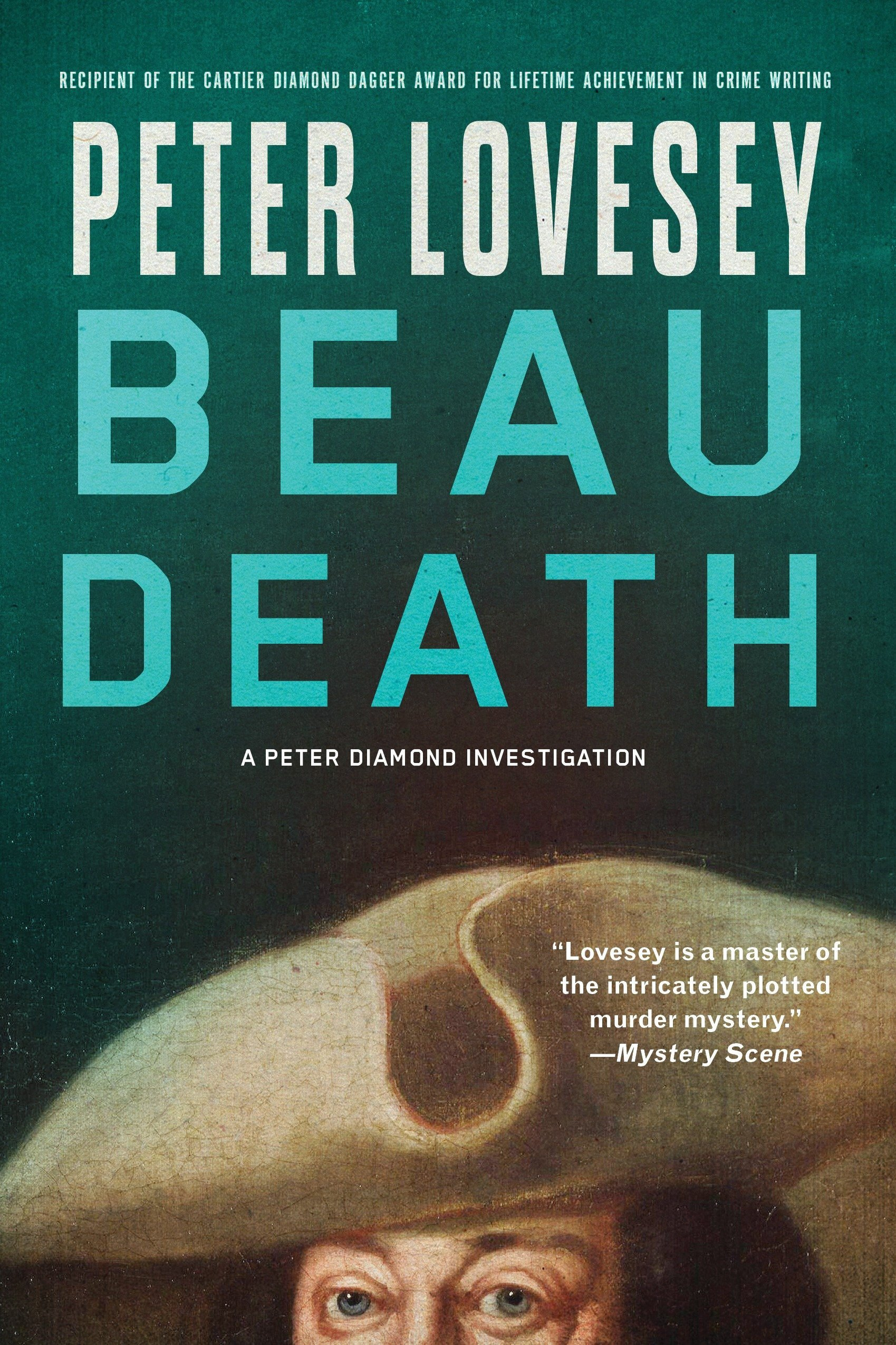 Beau Death (A Detective Peter Diamond Mystery): Peter Lovesey ...