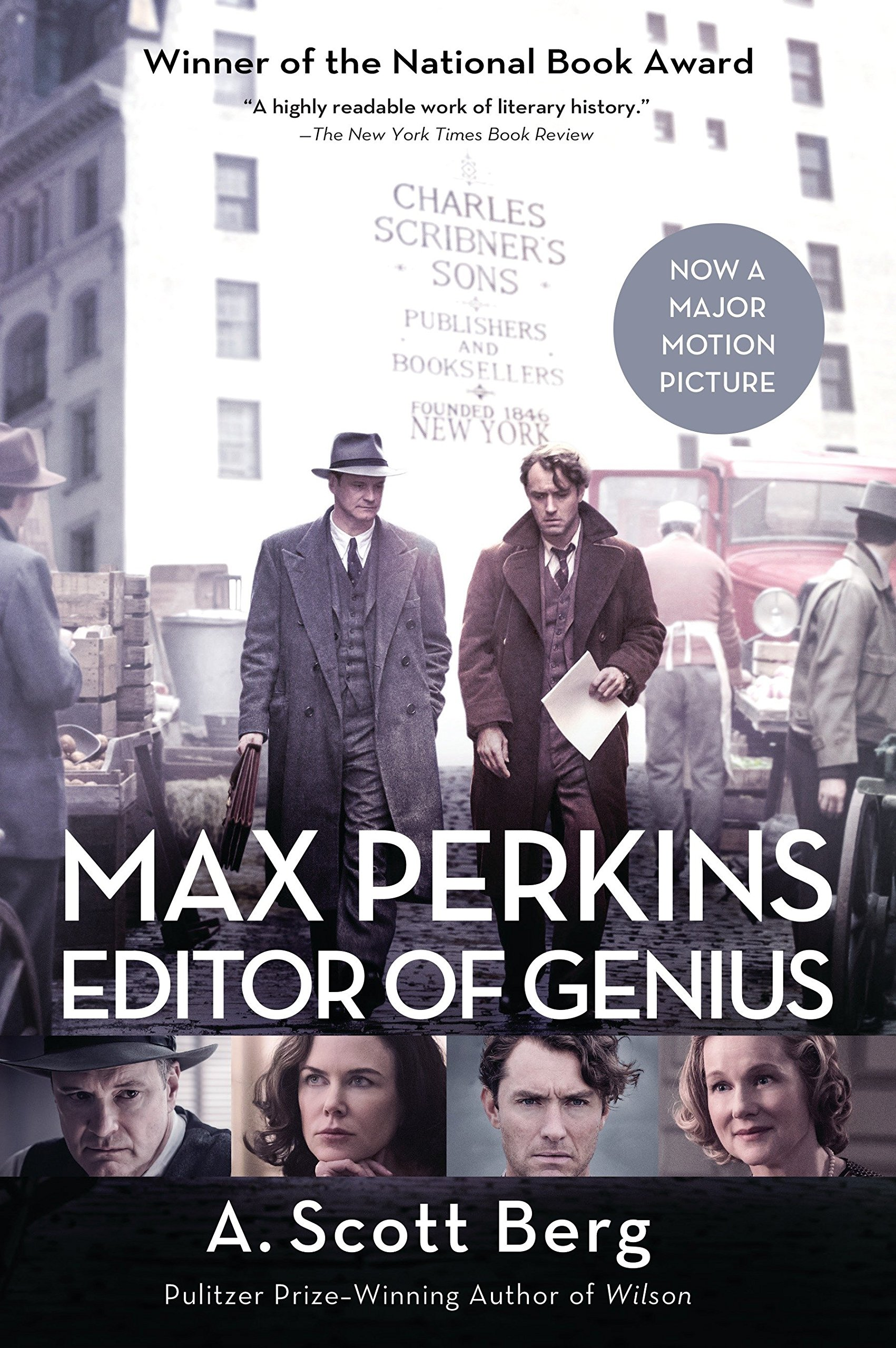 Download Max Perkins: Editor of Genius PDF