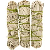 Mini California White Sage Smudge Sticks - 3 Pack, Alternative Imagination Brand
