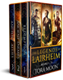 Legends of Lairheim Books 1-3