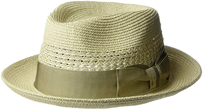 Bailey of Hollywood Men s Wilshire Fedoa Trilby Hat with Vented ... 584e05d227e