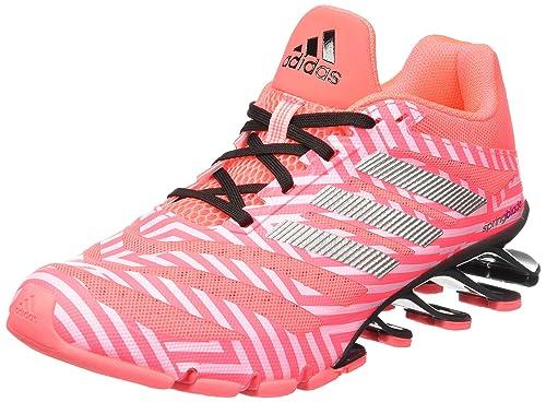 adidas - Zapatillas de Running de Sintético para Mujer Rosa Rosa: Amazon.es: Zapatos y complementos
