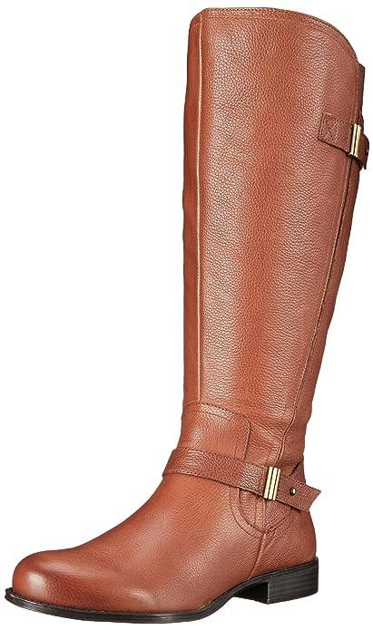 da0d21064b0 Naturalizer Women s Joan Wide Calf Riding Boot  Amazon.ca  Shoes ...