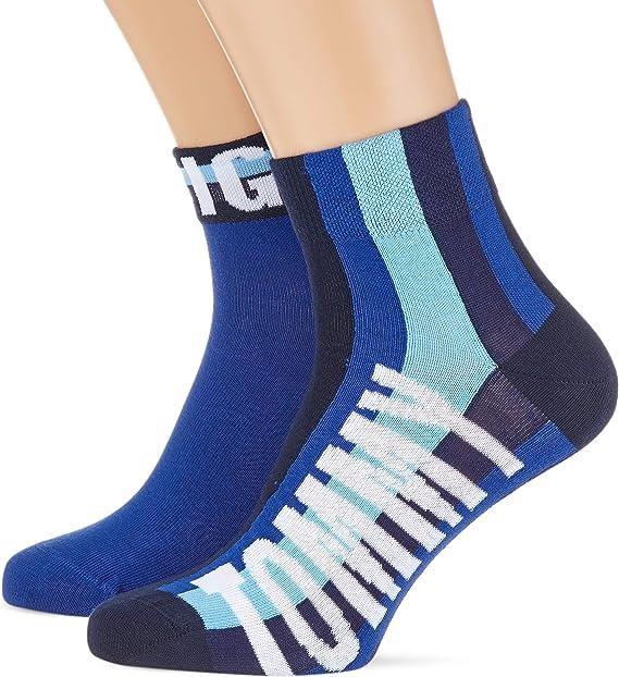 Tommy Hilfiger Mens Socks, Pack of 2