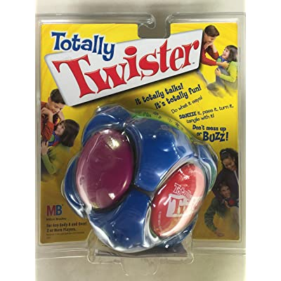 Totally Twister by Milton Bradley: Toys & Games