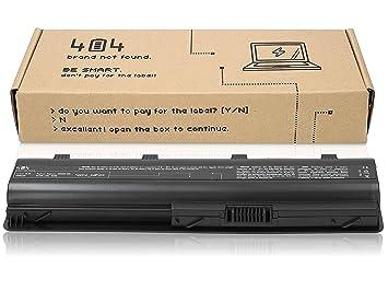 Wessper 404Brand Batería del Ordenador portátil para HP Pavilion dv6-6c13ss (10.8V, 4400 mAh, Negro, 1 Celdas): Amazon.es: Electrónica