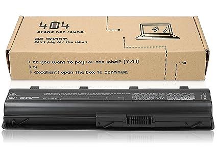 Wessper 404Brand Batería del Ordenador portátil para HP Pavilion g6-1122ss (10.8V,