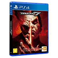 Tekken 7 Day One Edition - Padrão - PlayStation 4