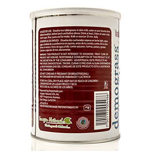 Amazon.com: Vanilla Demograss Shake - Malteada Demograss Vainilla: Health & Personal Care