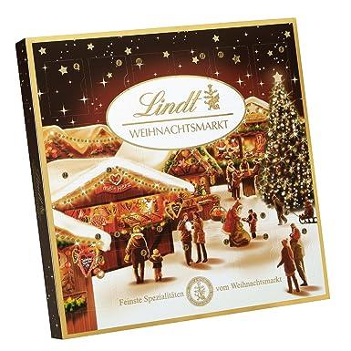 Lindt & Sprüngli Calendario de Adviento para el Mercado de Navidad, ...