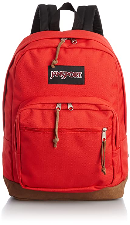 fb114cad1ba7 Amazon.com  Jansport Right Pack High Risk Red TYP75KS  Computers ...
