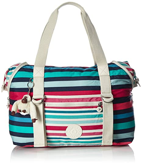 Kipling - ART M PLAY - Bolsa de viaje - Spicy Stripe Bl ...