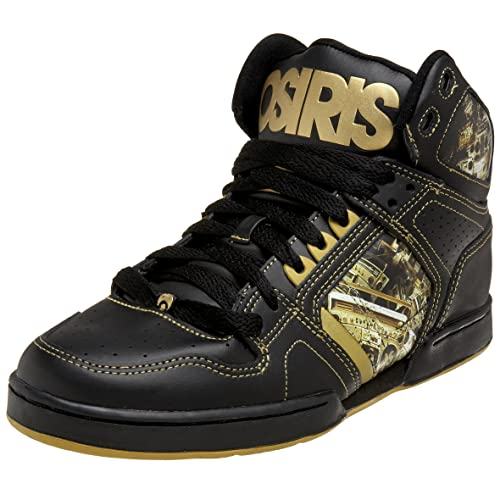 ece1986abc Osiris Men's Bronx Lifestyle Shoe, Boombox/Black/Gold, 6 M: Buy Online at  Low Prices in India - Amazon.in