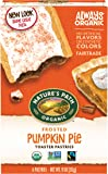 Nature's Path Organic Frosted Toaster Pastries,Pumpkin Pie, 6 Count Box (12 Count)