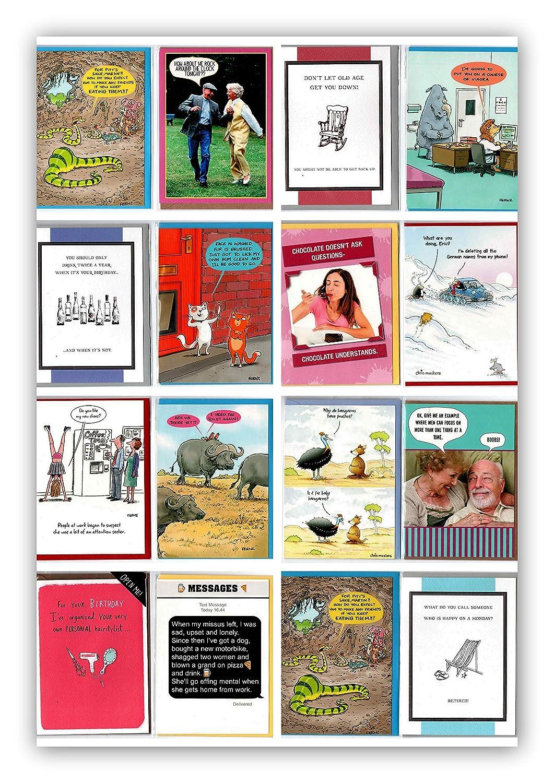 20 tarjetas de cumpleaños groseras y humorísticas para ...