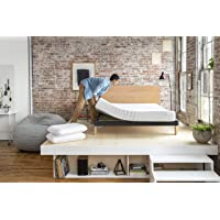 Nod Hybrid by Tuft & Needle Twin Mattress, Amazon-Exclusive Soft Memory Foam and Firm Innerspring Bed in a Box with Support and Cooling Gel