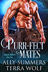 Purr-Fect Mates: Shapeshifter Romance (The Tribe Series) Kindle Edition