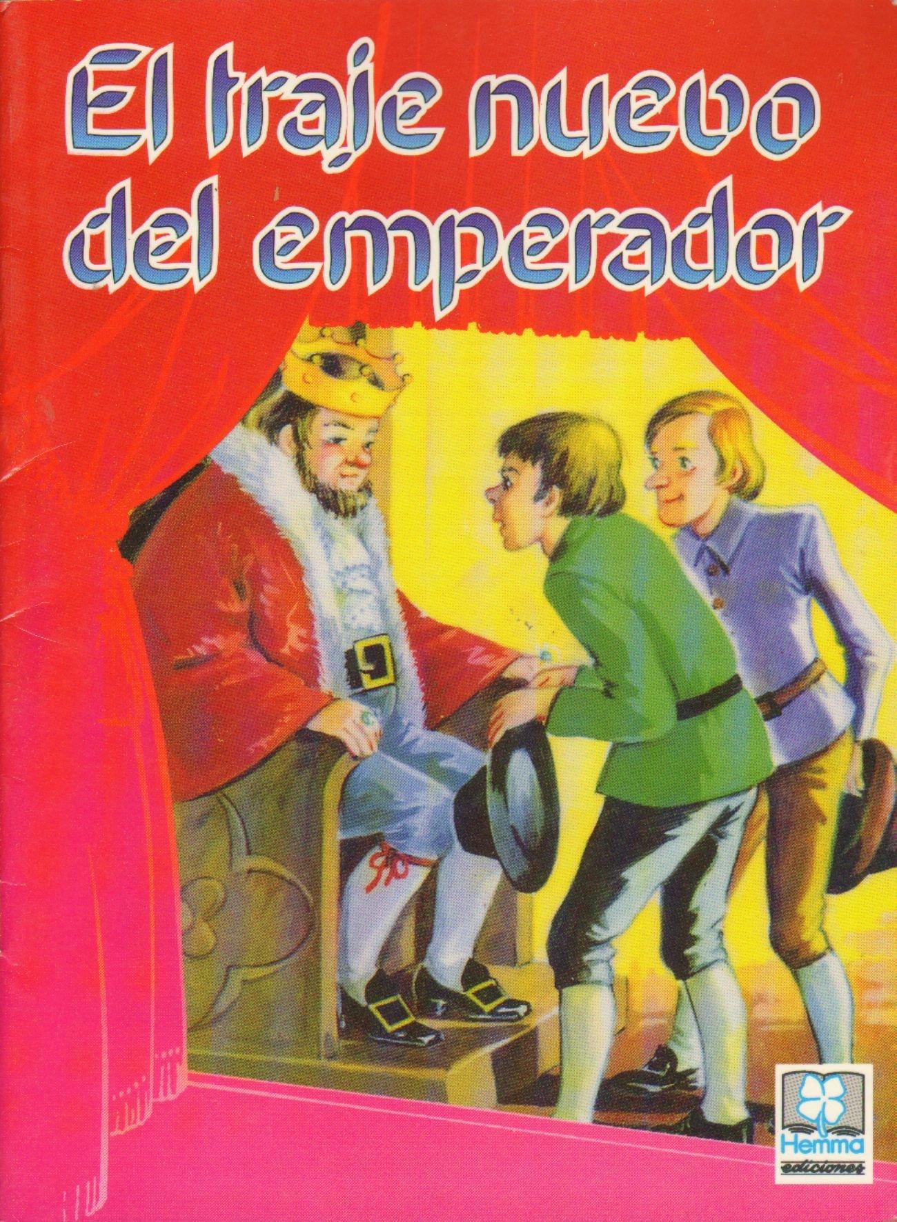 Amazon.com: El Traje Nuevo del Emperador (Spanish Edition ...