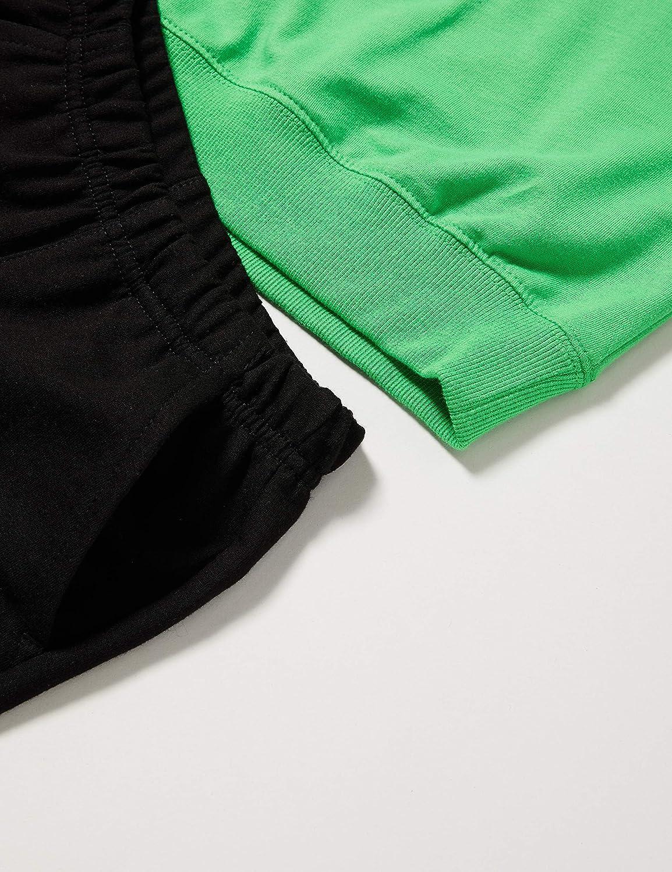 Size: 8A Verde Brillante 06 645 Green MEK Boys Tuta Felpina Con Cappuccio Tracksuit 128