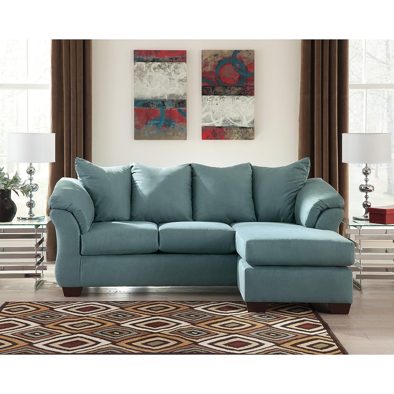 Amazon Flash Furniture Signature Design by Ashley Darcy Sofa