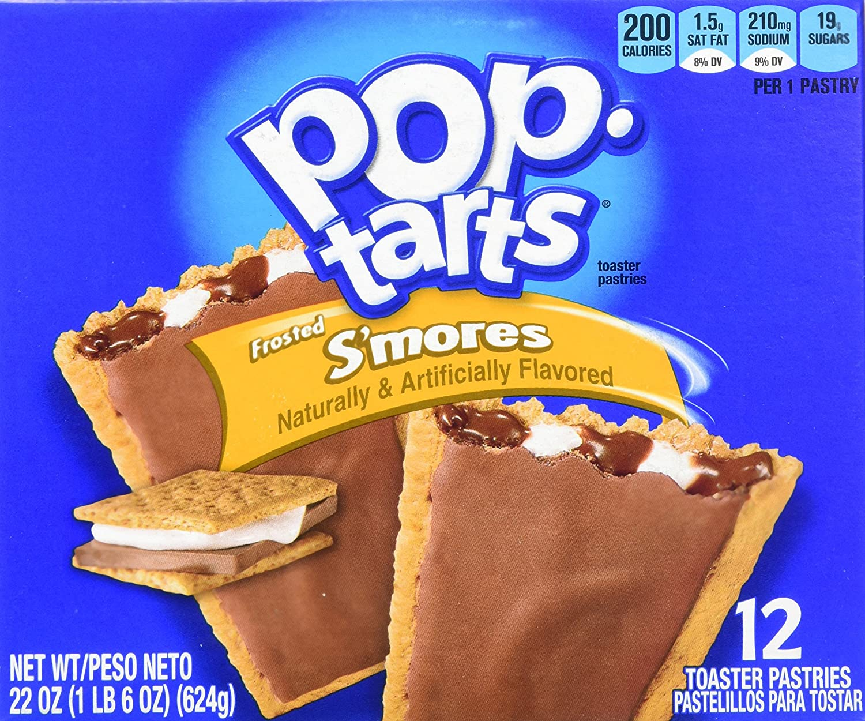 Amazon.com : Pop Tarts Chocolatey Duets 36 Toaster Pastries ...