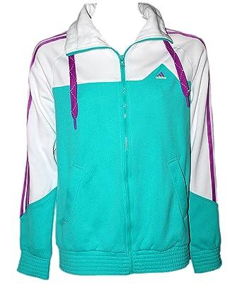 51cd00250275d Adidas RL TTC Tracktop Trainingsjacke Sweatshirt Pullover Damen X27480 Gr. M