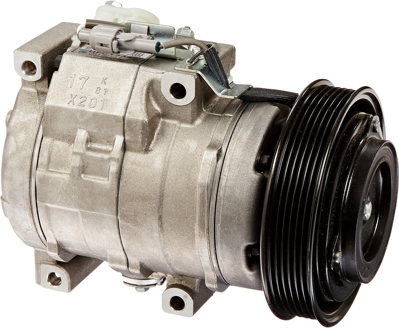 DENSO 471-1342 New Compressor And Clutch